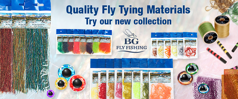 BG fly tying quality materials