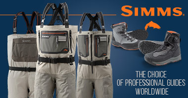Simms - for fly fishing