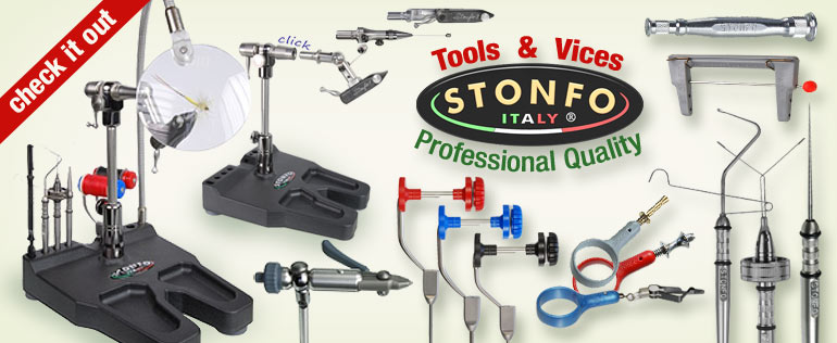 STONFO - new tools and vices