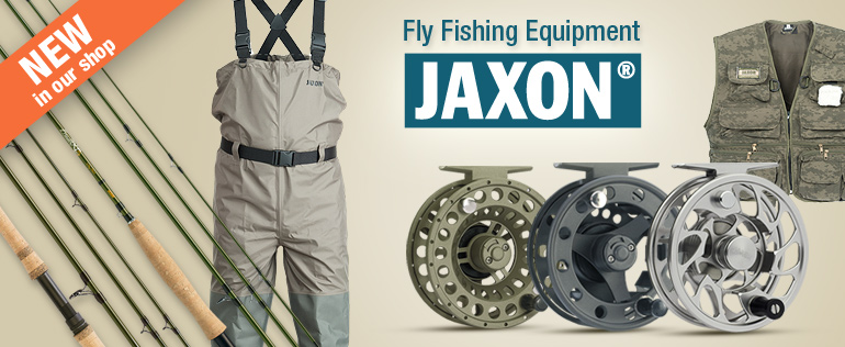 Fly Fishing Equipment - JAXON