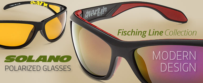 Solano - polarized glasses for anglers