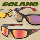 Solano - polarized glasses