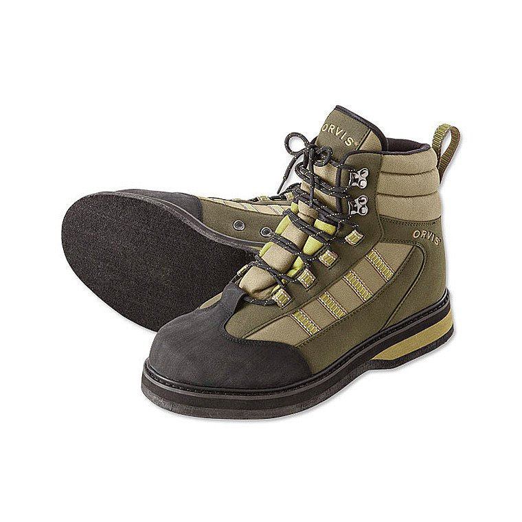 orvis boot encounter felt waders boots for fishing
