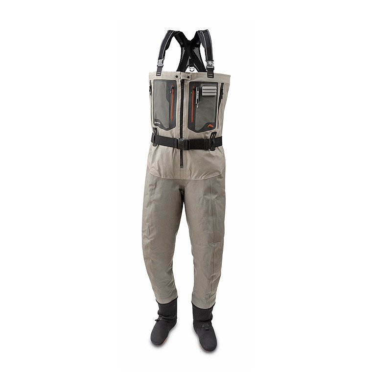 Simms waders g4z stockingfoot waders boots for fishing for Simms fishing waders