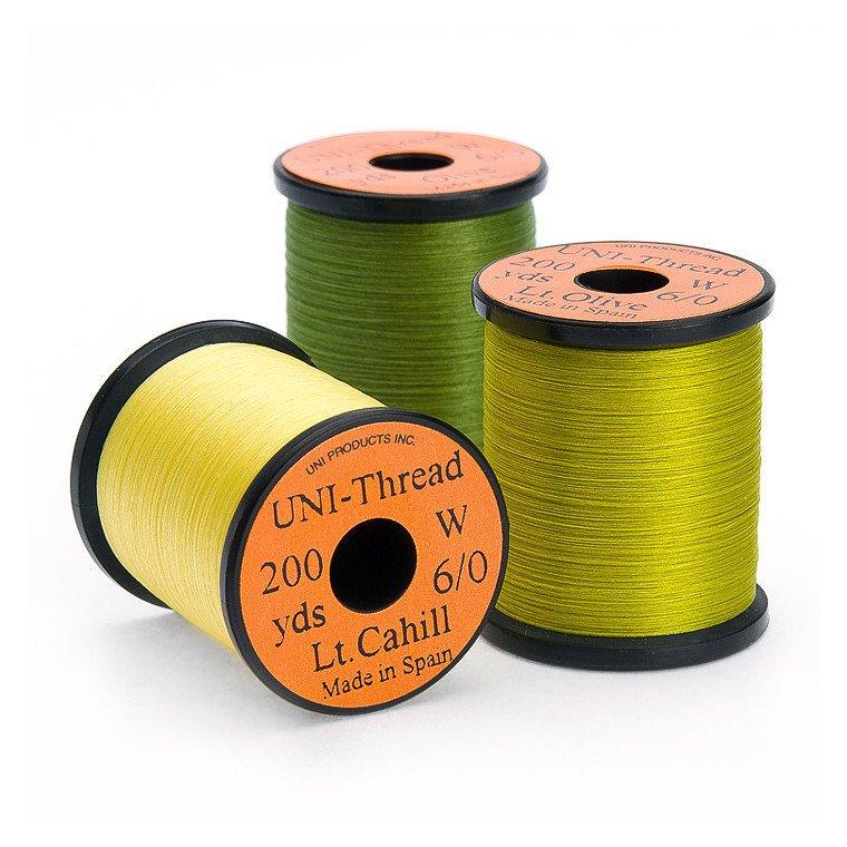 Uni Thread 6 0 Uni Thread 6 0 Fly Tying Materials