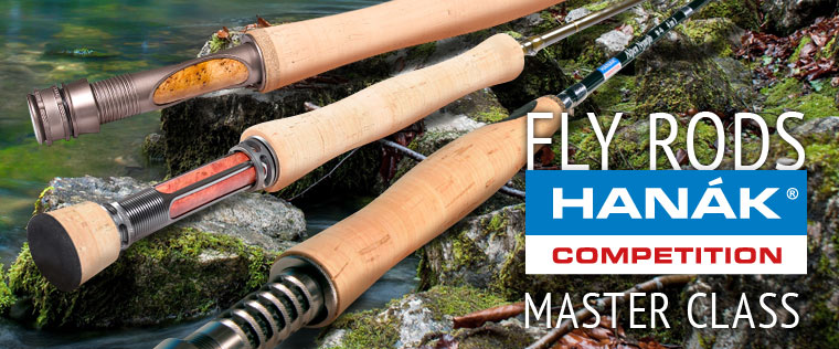 Hanak Fly rods