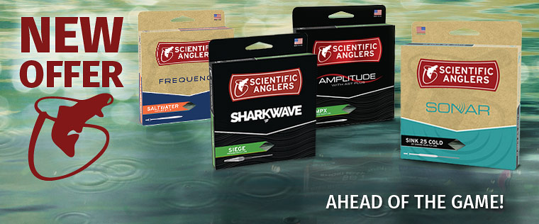 Fly lines Scientific Anglers