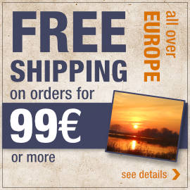 Free shipping on orders for 99€
