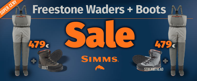 Simms Freestone outfit - offer