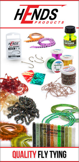 Hends Products - quality fly fishing materials