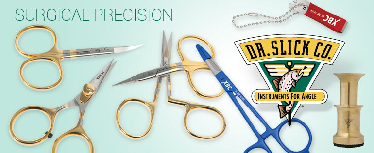 Dr Slick - tools & accessories