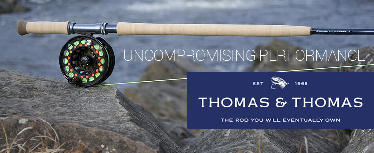 Thomas & Thomas fly rod
