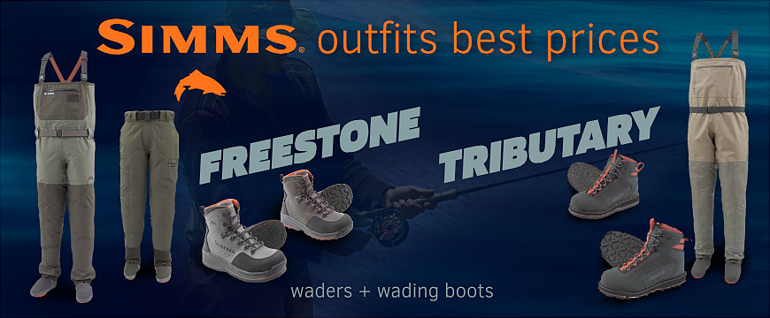 Simms outfits - best prices