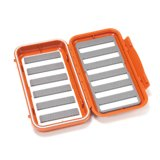 C&F Design Large 12-Row WP Fly Case Burnt Orange