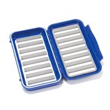 C&F Design Large 16-Row WP Fly Case Blue