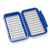 C&F Design Large 20-Row WP Fly Case Blue