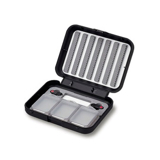 C&F Design Small 7-Row Fly Case with Ultra Midge Threaders