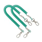 "Dr. Slick Clamp Buddy Bungee Lanyard 9"" ( 2 Per Pack)"
