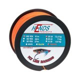 Hends Fly Line Backing Orange Fluo 100 yds 20lbs