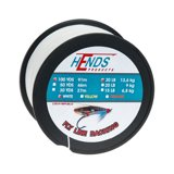 Hends Fly Line Backing White 100yds 30lbs