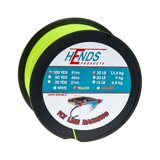 Hends Fly Line Backing Yellow Fluo 100yds 20lbs