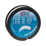 Hends Line Tube Backing White 50yds 30lbs