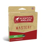 Scientific Anglers Mastery MPX Buckskin/ Optic Green Floating WF