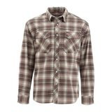 Simms Gallatin Flannel Tumbleweed Plaid