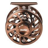 Traper Fly Reel Savage Bronze