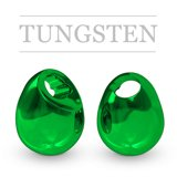 Tungsten Beads Jig Off Metallic Green
