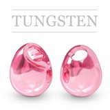 Tungsten Beads Jig Off Metallic Light Pink