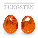 Tungsten Beads Jig Off Metallic Orange
