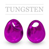 Tungsten Beads Jig Off Metallic Purple