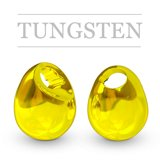 Tungsten Beads Jig Off Metallic Yellow