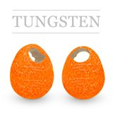 Tungsten Beads Jig Off Sunny Fluo Orange