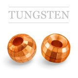Tungsten Beads Reflex Metallic Orange