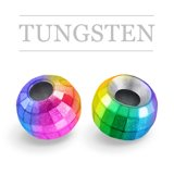 Tungsten Beads Reflex Metallic Rainbow