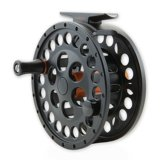 Vision Reel Kalu Black/Orange
