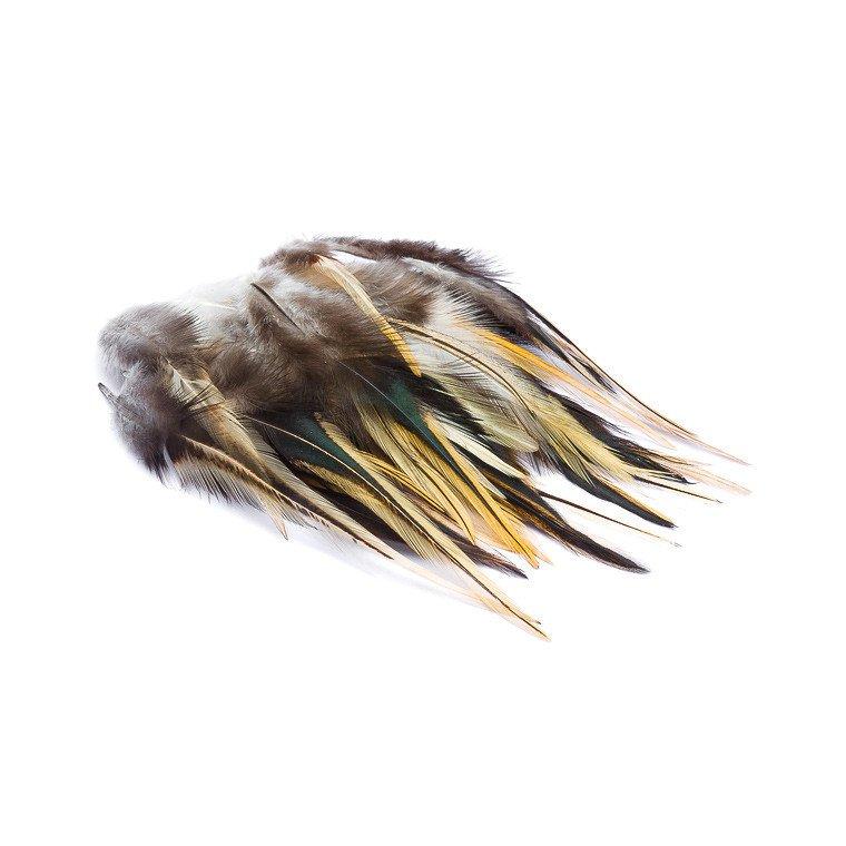 Consider, Badger cock hackle feathers congratulate, brilliant