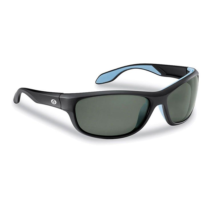 9c70c57fe993 Flying Fisherman Sunglasses Cayo Matte Black Smoke
