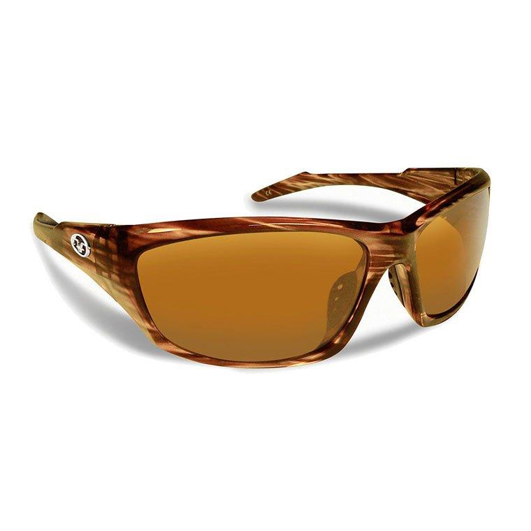 d408913ff2a Flying Fisherman Sunglasses St. Croix Walnut Amber