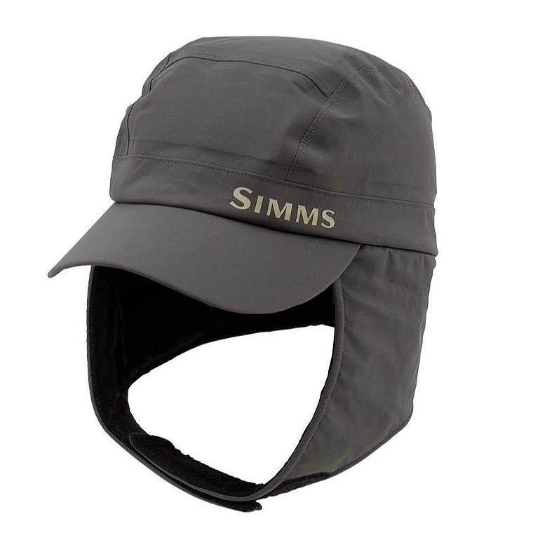 a28cb4a36bc Simms Gore-Tex ExStream Hat Carbon ...