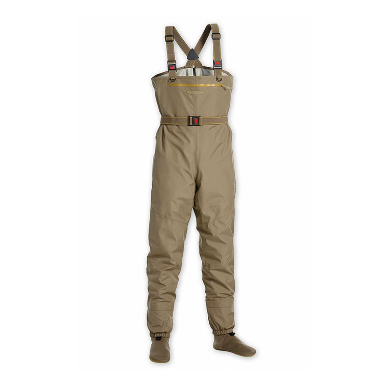 Vision set waders hopper boot hopper felt waders for Fishing waders with boots