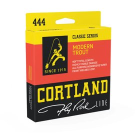 Cortland 444 Classic Series Modern Trout Floating WF