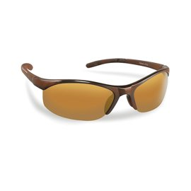 Flying Fisherman Sunglasses Bristol Tortoise - Amber