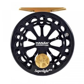 Hanak Superlight II Black Reel