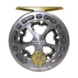 Hanak Superlight II Silver Reel