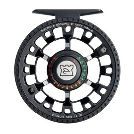 Hardy Ultralite CA DD Black Fly Reel