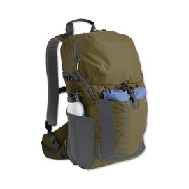 Orvis Safe Passage Anglers Daypack Olive Grey
