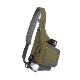 Orvis Safe Passage Sling Pack Olive Grey